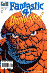 Fantastic Four Unplugged #1-6 Complete