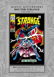 Marvel Masterworks - Doctor Strange Vol.3