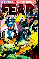 Ghost RiderCaptain America Fear #1