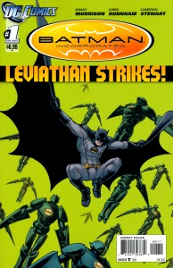 Batman Incorporated - Leviathan Strikes #01