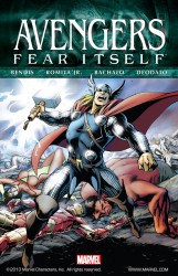 Fear Itself - Avengers