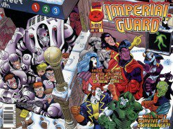 Imperial Guard #1-3 Complete