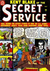 Kent Blake of The Secret Service #1- 14 Complete