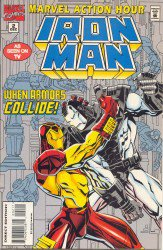 Marvel Action Hour Iron Man #2-8 Complete