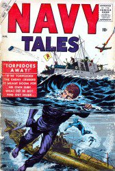 Navy Tales #1-4 Complete