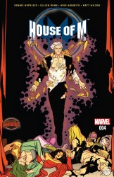 House of M #04