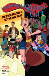 The Unbeatable Squirrel Girl Vol.2 #01