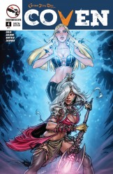 Grimm Fairy Tales Presents Coven #04