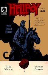 Hellboy - The Wild Hunt (1-8 series) Complete