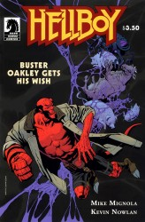 Hellboy - Buster Oakley Gets His Wish