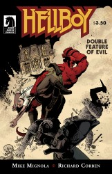 Hellboy - Double Feature of Evil