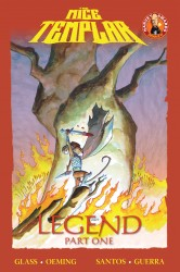 The Mice Templar Vol.4.1 - Legend