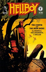 Hellboy - The Corpse and the Iron Shoes