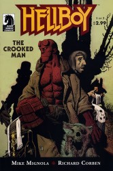 Hellboy - The Crooked Man (1-3 series) Complete