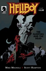 Hellboy - The Sleeping and the Dead
