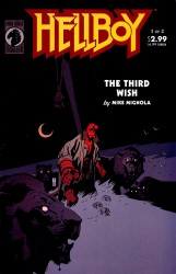 Hellboy - The Third Wish (1-2 series) Complete