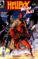 Hellboy - Weird Tales (1-8 series) Complete