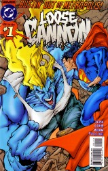 Loose Cannon #01-04 Complete
