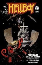Hellboy The Wolves of Saint August