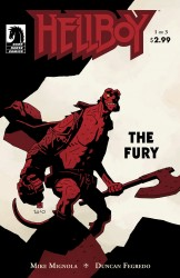 Hellboy - The Fury (1-3 series) Complete