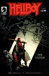 Hellboy - The Storm (1-3 series) Complete