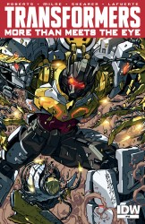 The Transformers - More Than Meets the Eye #46