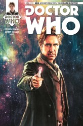 Doctor Who The Eighth Doctor #01