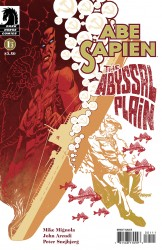 Abe Sapien - The Abyssal Plain (1-2 series) Complete