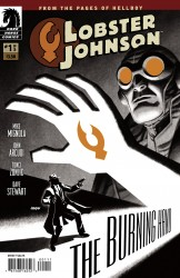 Lobster Johnson - The Burning Hand (1-5 series) Complete