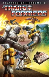Transformers Classics - UK (Volume 3)