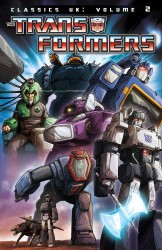 Transformers Classics - UK (Volume 2)