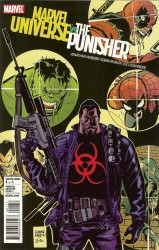 Marvel Universe vs. The Punisher #01-04 Complete