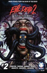 Evil Dead 2 Tales Of The Ex-Mortis #02