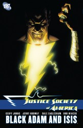 Justice Society of America Vol.5 - Black Adam and Isis