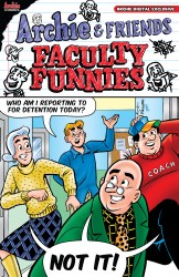 Archie & Friends - Faculty Funnies