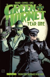 The Green Hornet - Year One Vol.2 - The Biggest of All Game