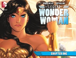 The Legend of Wonder Woman #01