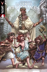 Book of Death - Legends of the Geomancer #04