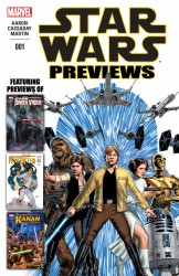 Star Wars Previews #01