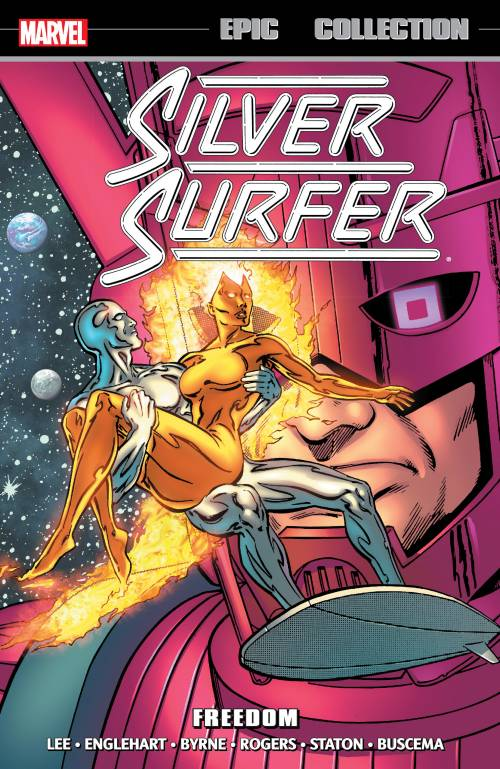 Silver Surfer Epic Collection- Freedom