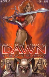 Dawn - Return Of The Goddess (1-4 series) Complete
