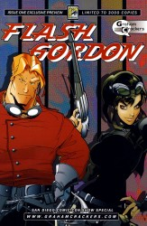 Flash Gordon Preview (Limited to 3000 Copies)