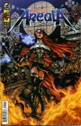 Warrior Nun Areala Resurrection (1-3 series) Complete