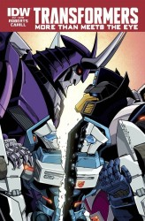 The Transformers - More Than Meets the Eye #47
