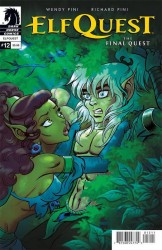 ElfQuest - The Final Quest #12