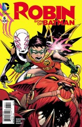 Robin - Son of Batman #6
