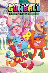 The Amazing World of Gumball - Fairy Tale Trouble (Volume 1)