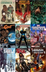 Collection Marvel (25.11.2015, week 47)