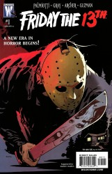 Friday The 13th (1-6 series) Complete
