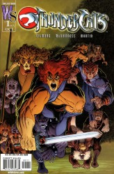 Thundercats (1-5 series) Complete